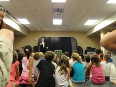 Library Magician Naperville Magician Paul Lee