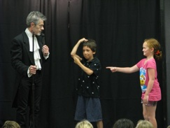 Kids Birthday Party Magician in Naperville Paul Lee